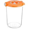 Контейнер для хранения STATUS VAC-RD-15 для вакуумного упаковщика, оранжевый, купить за 845руб.
