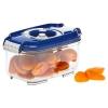 Контейнер для хранения STATUS VAC-REC-05 для вакуумного упаковщика, синий, купить за 685руб.