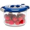 Контейнер для хранения STATUS VAC-RD-075 для вакуумного упаковщика, синий, купить за 685руб.