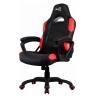 Игровое компьютерное кресло Aerocool AC80C AIR-BR, черно-красное, купить за 9990руб.