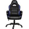 Игровое компьютерное кресло Aerocool AC80C AIR-BB, черно-синее, купить за 9990руб.