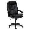 Компьютерное кресло TetChair   COMFORT LT PU-C36-6,  черное, купить за 7 785руб.