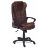 Компьютерное кресло TetChair Барон, коричневое (тон 2), купить за 9 990руб.