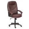 Компьютерное кресло TetChair  COMFORT LT 36-36 кож/зам, коричневый, купить за 7 785руб.