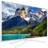 Телевизор Samsung UE43N5510AU, белый, купить за 29 335руб.
