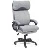 Компьютерное кресло TetChair DUKE ткань м-24/12, серый, купить за 10 690руб.