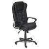 Кресло офисное TetChair Барон, черное, купить за 9 290руб.