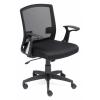 Компьютерное кресло TetChair SCOUT ткань, черное, купить за 5 185руб.