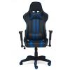 Кресло офисное TetChair iCar, чёрно-синее, купить за 12 990руб.