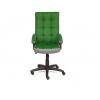 Компьютерное кресло TetChair Trendy кож/зам/ткань, green/gray, купить за 6 990руб.