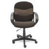 Кресло офисное TetChair BAGGI, коричнево-бежевый, купить за 3 590руб.