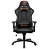 Игровое компьютерное кресло Cougar Armor, черное, купить за 15 305руб.