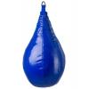 Груша боксерская Капля 14 кг, синяя, купить за 1 075руб.