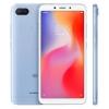 Смартфон Xiaomi Redmi 6 4GB/64Gb, голубой, купить за 10 710руб.