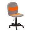 Кресло офисное TetChair STEP С27/С23, серый/оранжевый, купить за 3 585руб.