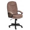 Кресло офисное TetChair COMFORT LT ткань, коричневый, смоки браун, купить за 7 615руб.