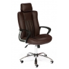 Кресло офисное TetChair OXFORD  36-36/36-36/06, коричневый/коричневый перфорированный, купить за 9 520руб.