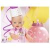 Кукла Zapf Creation Baby Born Нарядная с тортом, 43 см, 825-129 (интерактивная), купить за 5 130руб.