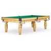 Стол бильярдный Weekend  Дебют 9 ф (светлый), зеленый, купить за 110 530руб.