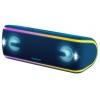 Портативная акустика Sony SRS-XB41, синяя, купить за 11 350руб.