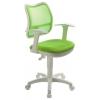 Компьютерное кресло Бюрократ CH-W797/SD/TW-18 салатовое, купить за 4 630руб.