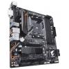 Материнская плата Gigabyte B450 Aorus M oc-AM4 AMD, mATX, DDR4, SATA3, USB 3.0, купить за 6 705руб.