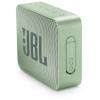 Портативная акустика JBL Go 2, мятная, купить за 1 910руб.
