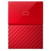 Western Digital My Passport 2 TB WDBLHR0020BRD-EEUE, красный, купить за 5 090 руб.