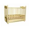 Детская кроватка Ведрусс Эля (маятник), слоновая кость, купить за 8 100руб.
