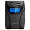 Источник бесперебойного питания Ippon Back Power Pro II 500 300Вт/500ВА интерактивный, купить за 3 445руб.