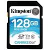Карту памяти Kingston SDXC/SDG 128 Gb, class 10, купить за 2480руб.