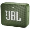 Портативная акустика JBL Go 2, зеленая, купить за 2 160руб.
