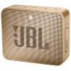 Портативная акустика JBL Go 2, золотистая, купить за 2 160руб.