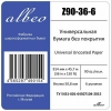 Бумага для принтера Albeo InkJet Paper Z90-36-6 (6 рулонов), купить за 1 060руб.