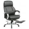 Кресло офисное Бюрократ miro, черное, купить за 15 580руб.