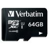 microSDHC Verbatim 64Gb Class 10, купить за 1 310руб.