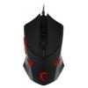 Мышка MSI Interceptor DS B1 Gaming, черная, купить за 775руб.