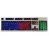 Клавиатура Oklick 770G IRON FORCE серо-черная, купить за 1 070руб.