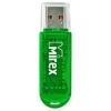 Usb-флешка Mirex Elf, 4GB Зеленый, купить за 430руб.