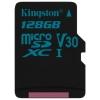 Kingston 128Gb SDCG2/128GBSP V30 UHS-I U3, купить за 1 990руб.
