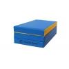 Мат гимнастический Perfetto Sport № 4, сине/жёлтый, купить за 2 650руб.