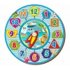 Товар для детей Woodland , Часы-вкладыши 2 (94202), купить за 191руб.