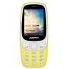 Сотовый телефон Digma N331 2G Linx, желтый, купить за 990руб.