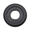 Диск для штанги ProfiGym, d51 мм (1,25кг) чёрный, купить за 520руб.