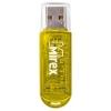 Usb-флешка Mirex Elf, 4GB Желтый, купить за 430руб.