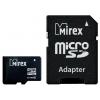 Mirex microSDHC Class 4 4GB (SD адаптер), купить за 230руб.