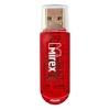 Usb-флешка Mirex 4GB Elf, красный, купить за 385руб.