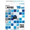 Mirex 16GB microSDHC Class 4, купить за 690руб.