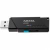 Usb-флешка A-DATA UV330, 64GB черная, купить за 1 200руб.
