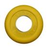 Диск для штанги ProfiGym, d51 мм  (1,25кг) жёлтый, купить за 580руб.